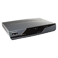 Integrated Services Router (Cisco 871 Integrated Services Router - Router + 4-Port-Switch - EN, Fast EN)
