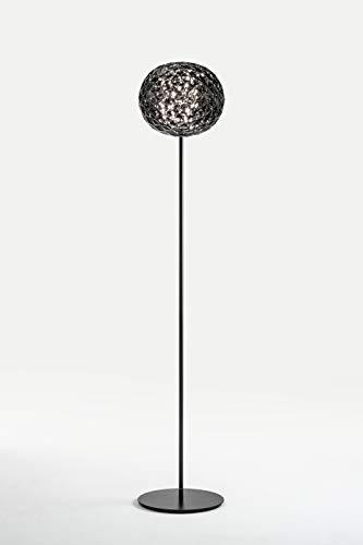 Kartell planet Plastik Grau 31 x 31 x 160 cm
