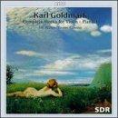 Preisvergleich Produktbild Karl Goldmark (1830-1915): Werke für Violine und Klavier - Vol. 1 - Suite for Violin & Piano op. 11 in D major (1869) - Suite for Violin & Piano op. 43 in E flat major (1893)