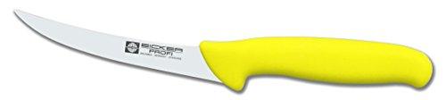 Ausbeinmesser gebogen Semiflexibel (15cm)