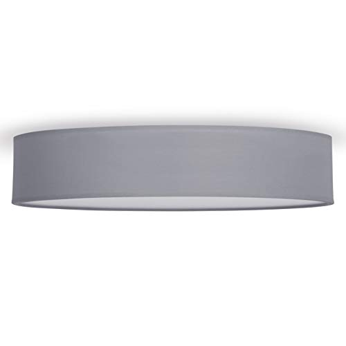 Deckenleuchte/Stoffleuchte mit Durchmesser 60 cm, rund - IDE-60037 - Runde Esszimmer-serie