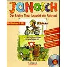 Janosch - Der kleine Tiger braucht ein Fahrrad