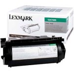 Lexmark 12A7465 T632, T634 Tonerkartusche, 32.000 Seiten Rückgabe, schwarz