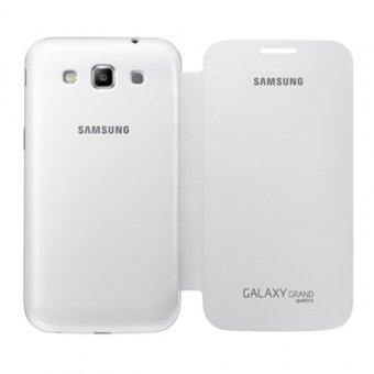 Samsung (EF-FI855BWEGIN) Flip Cover for Samsung Galaxy Win I8552/Grand Quattro (White)