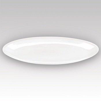 ASA à table Assiette plate Porcelaine blanche 26,5 cm