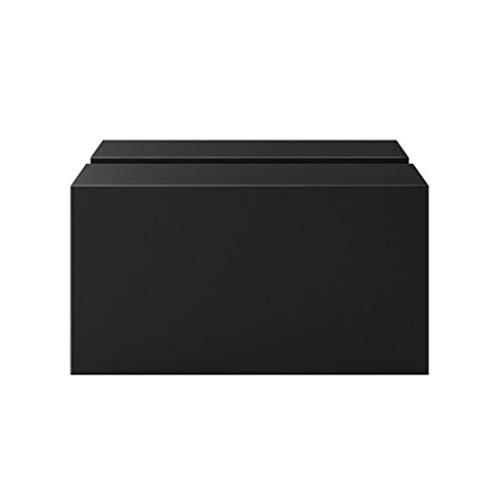 HYBKY Tissue Box Cover Rechteckigen Tissue Box Design Leben Molekulare Serie Tissue Box, Wohnzimmer Couchtisch Haushalt Tissue Box Taschentuchhalter -
