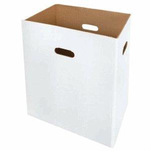 HSM Karton-Box für Aktenvernichter 524x565x392mm