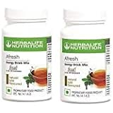HERBALIFE AFRESH ENERGY DRINK TULSI FLAVOUR 50g PACK OF 2
