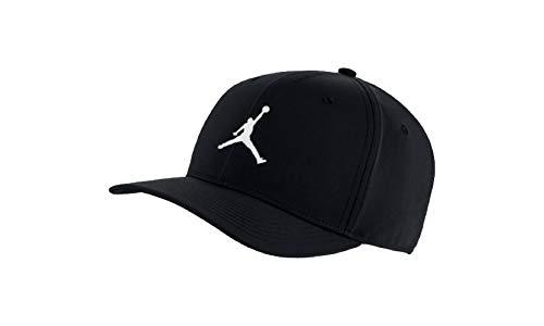 Nike Jordan Classic 99 Cap (one Size, Black/White)