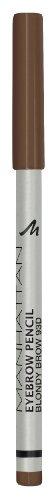 Manhattan Eyebrow Pen 93D, 1er Pack (1 x 1.3 g), braun