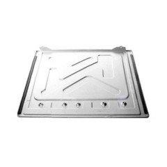 Miele UBS Waschmaschinenzubehör / Unterbau Blende 0 Grad, gehäuseweiß