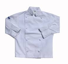 CHEFSKIN Personalized Customize Embroidery Chef Jacket Long Sleeve for KIDS LARGE/X-LARGE different colors available