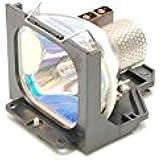 Alda PQ Premium, Lampe de projecteur pour TOSHIBA TLP-LF6 Projecteurs, Lampe avec logements