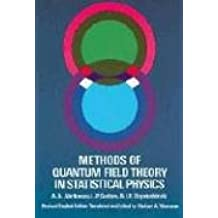 Methods of Quantum Field Theory in Statistical Physics (Dover Books on Physics)