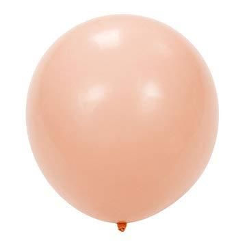 ExcLent 6 Stücke Latex Ballon Kreis Geburtstag Hochzeit Geburtstag Baby Shower Party Dekorationen - Gelb