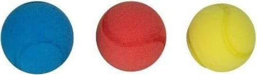 Mondo 9er Set Softbälle Tennisball, Schaumstoff-Bälle, Erzatsbälle