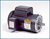 Baldor VL3514 General Purpose AC Motor, Single Phase, 56C Frame,