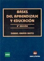 BASES DEL APRENDIZAJE Y EDUCACION