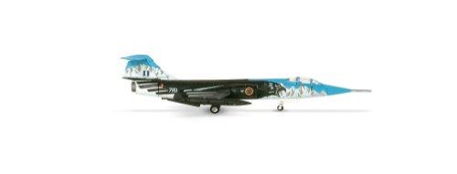 Preisvergleich Produktbild Herpa 552530 - Hellenic Air Force, Lockheed F-104G Starfighter - Mount Olympus