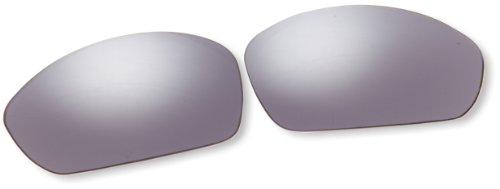 Oakley Replacement Lens Streight Jacket - Black Iridium