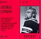 George London Recital