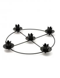 advent candle holder ring 10