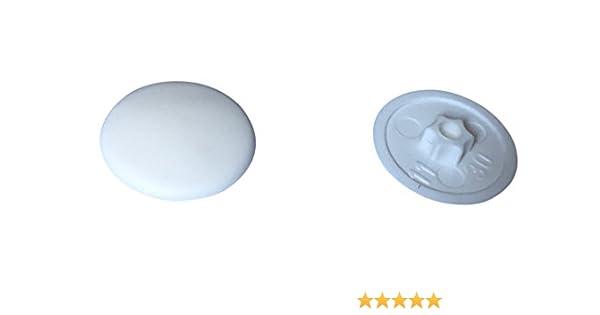 Fensterrahmenschrauben Fensterschrauben /ø7,5mm /– Senkkopf, L/änge : 112mm, 300 St/ück Senkkopf Abdeckkappen f/ür Senkkopfschrauben Fensterrahmenschrauben Fensterschrauben /ø7,5mm