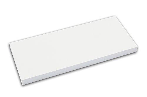 Element System 18133–00363250x 250x 38mm flotante Star Junta estante de pared–color blanco