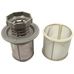 Original Bosch Lavavajillas Malla Micro Filtro–Compatible con varios Bosch/Siemens/Neff lavavajillas