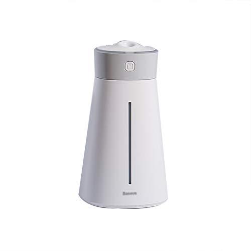 Auto-Luftreiniger-Auto-Luftbefeuchter-Spray-Auto mit Mini-Aromatherapie-Dämpfer beseitigt Geruch (Farbe : Rosa) ()