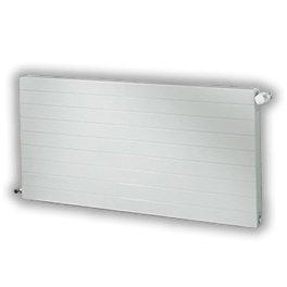 Radiateur eau chaude REGGANE DECO type 21 horizontal blanc largeur 700 hauteur 600mm 880,6W Réf 21D60 0700 / F1221060070