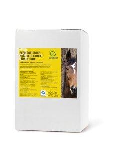 FKE (Ferm. Kräuterextrakt für Pferde) 5 l Bag in Box EFFEKTIVE MIKROORGANISMEN