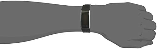 Fastrack Reflex Wav Smart band with Gesture control Black Dial Unisex's Watch-SWD90064PP01