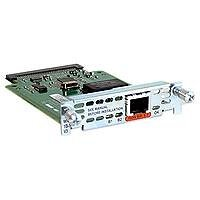 Cisco 1-Port ISDN BRI NT-1 WAN Interface Card for 1700/2600/3600/3700 Series Routers Verkabelt ISDN-Zugangsgerät - ISDN-Zugangsgeräte (Verkabelt, ISDN BRI U) (Cisco 2600)
