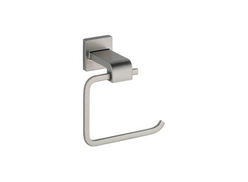 Delta 77550-ss Ara Single Post Toilettenpapierhalter in Brillanz, Edelstahl - Für Handtuchring Delta Badezimmer