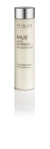 skinius milis latte detergente idratante anti-aging - 200ml