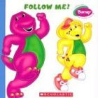 Barney: Follow Me! by Quinlan B. Lee (2004-12-01)