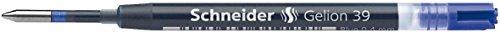 Schneider Schreibgeräte Gel-Tintenrollermine Gelion 39, Großraummine ISO-Format G2, blau