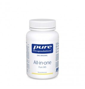 PURE 365® All-in-one Formula 69 g 60 Kps von pure encapsulations®