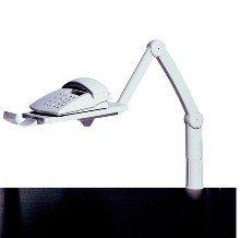 Preisvergleich Produktbild Hansa Telefonschwenkarm TSA/5020002 lichtgrau