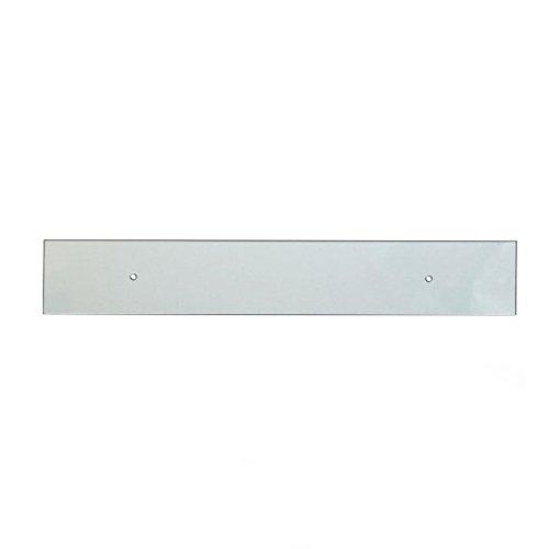 1402 Wandschoner / Schlagschutz aus transparentem PVC zum Schutz vor Schlägen mit dem Stuhl