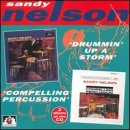 Songtexte von Sandy Nelson - Drummin' Up a Storm / Compelling Percussion