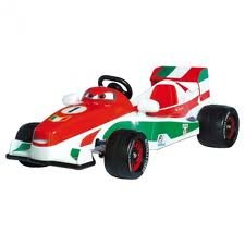 Cars - Motorama Auto Formula1 Francesco 6v Cavalcabile Elettrico