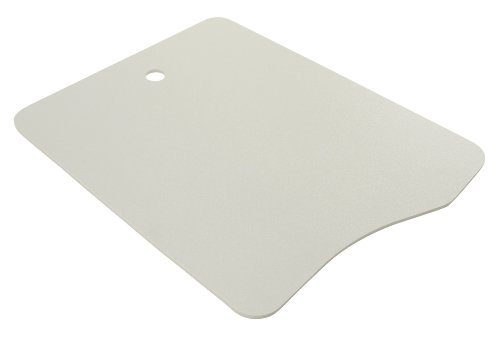 Preisvergleich Produktbild Lippert 306193 Better Bath 13-1/6 Width x 16 - 14-1/4 Depth Double Bowl Sink Cover Parchment for LG Side only by Lippert Components