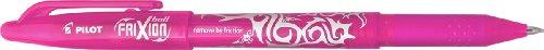 Pilot Frixion Ball Erasable Gel Pen Open Stock-Pink