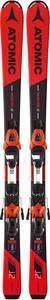 ATOMIC Kinder Skier Redster J2 130-150 + L7 ET inklusive Bindung rot/schwarz (709) 140