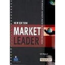 Market Leader, Intermediate, New Edition : Teacher's Resource Book, w. DVD-Video