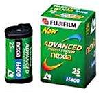 Fuji New Nexia H400 Color-APS-Film (à 25 Bilder)