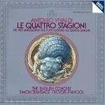 Le Quattro Stagioni - Antonio Vivaldi, English Concert, The*, Simon Standage, Trevor Pinnock LP