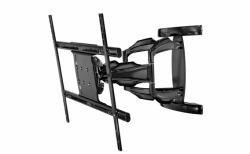 Peerless SA771PU - SmartMount Universal Articulating Dual-Arm Wall Mount for 50 inch - 80 inch Flat Panel Screens -
